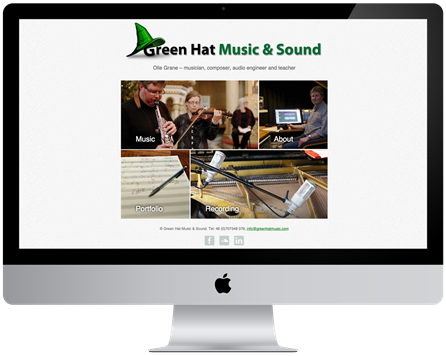 Green Hat Music & Sound