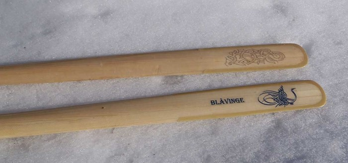 Greenland paddle – Ove Sigvardsson