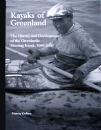 Harvey Golden: Kayaks of Greenland