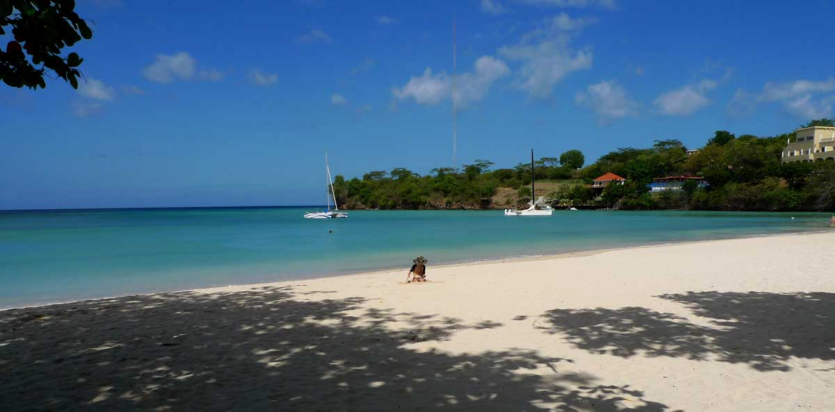 Morne Rouge Beach