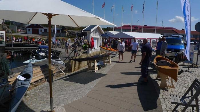 Träbåtsfestival 2017 på Tjörn